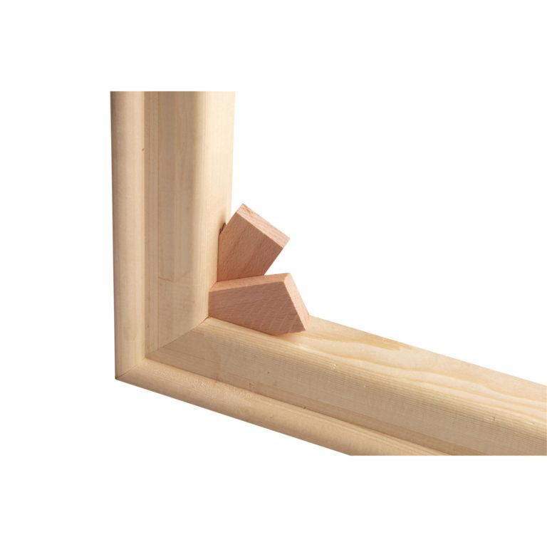 Spieraam inclusief houten spieten